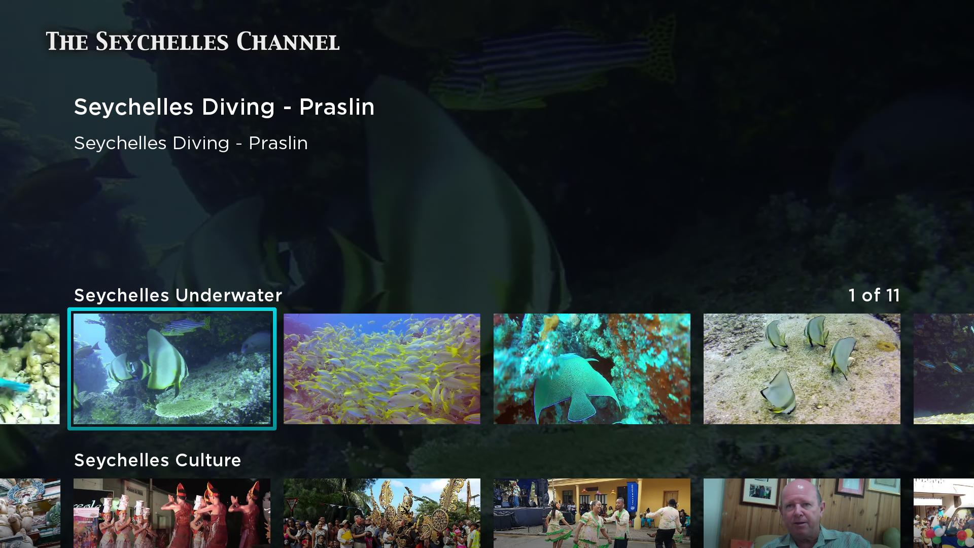 The Seychelles Channel Screenshot 001