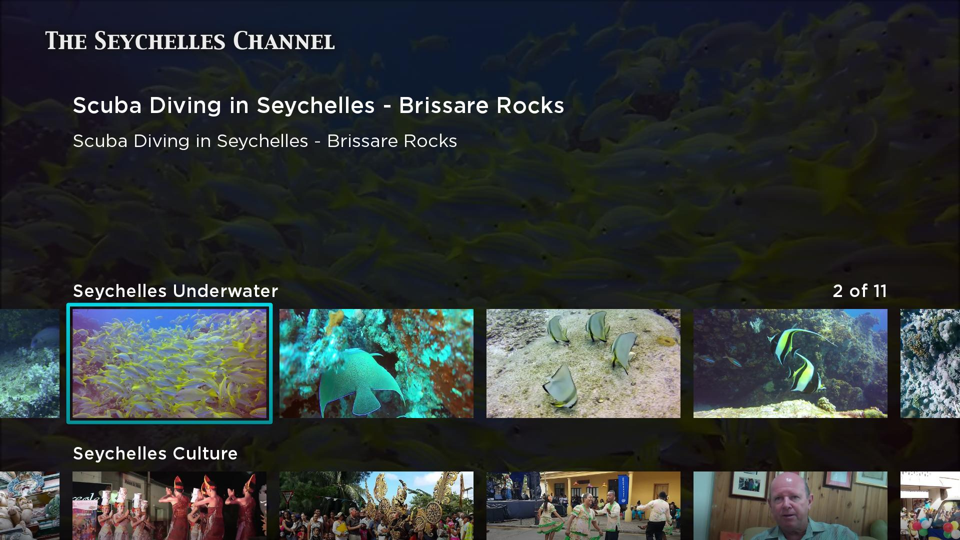 The Seychelles Channel Screenshot 002