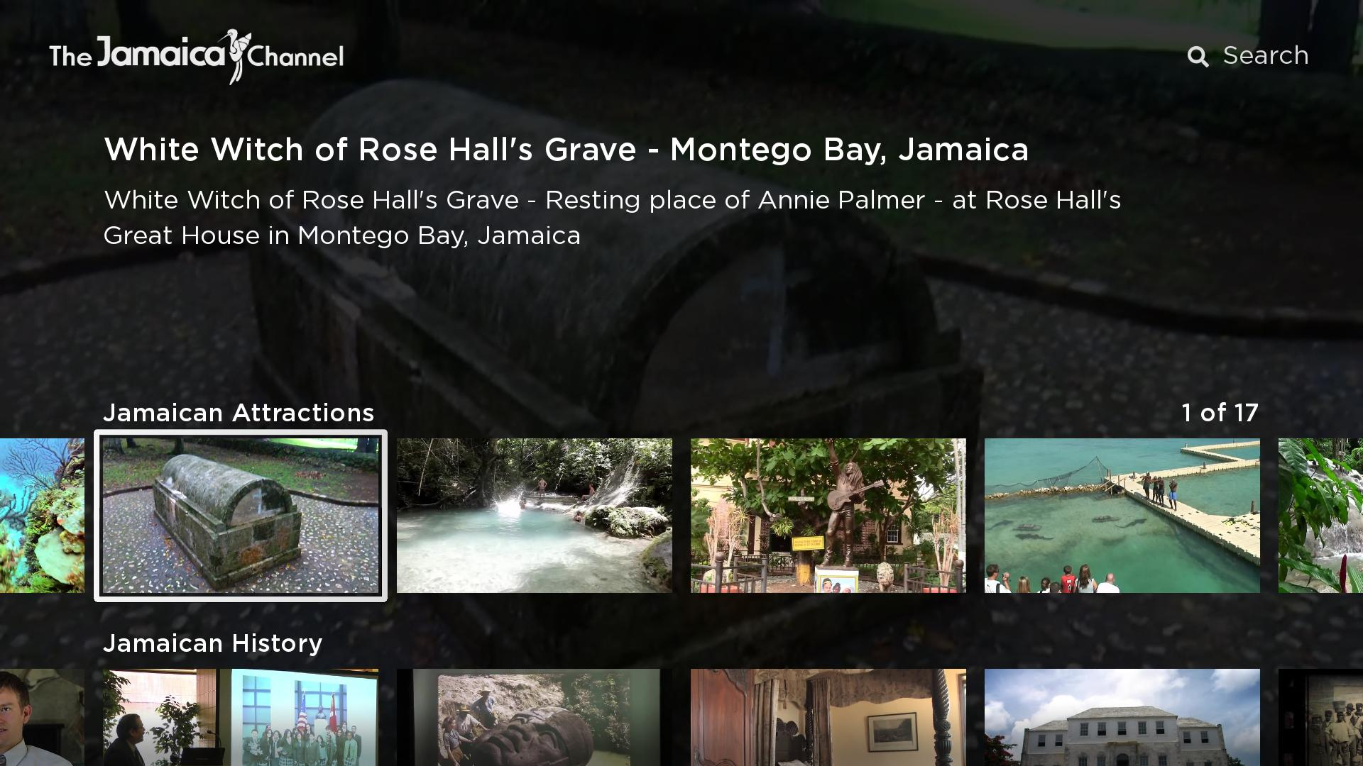 The Jamaica Channel Screenshot 002