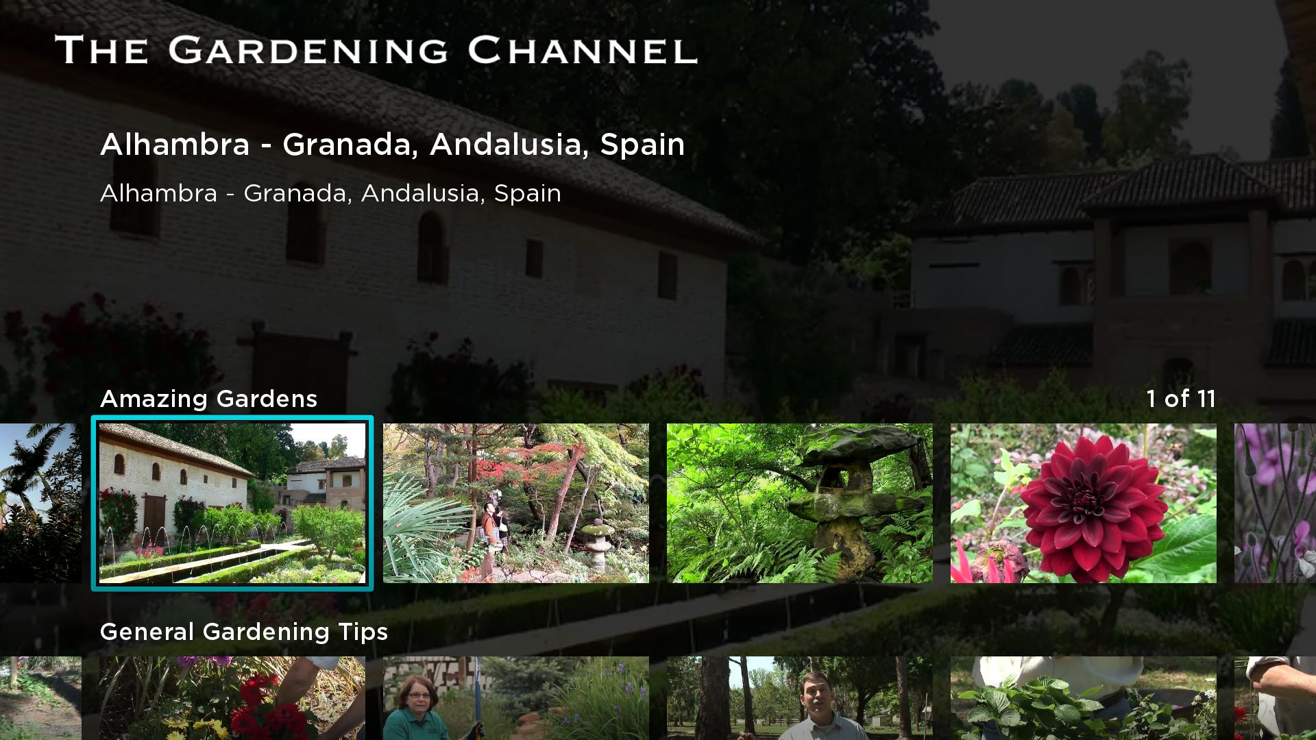 The Gardening Channel Screenshot 001