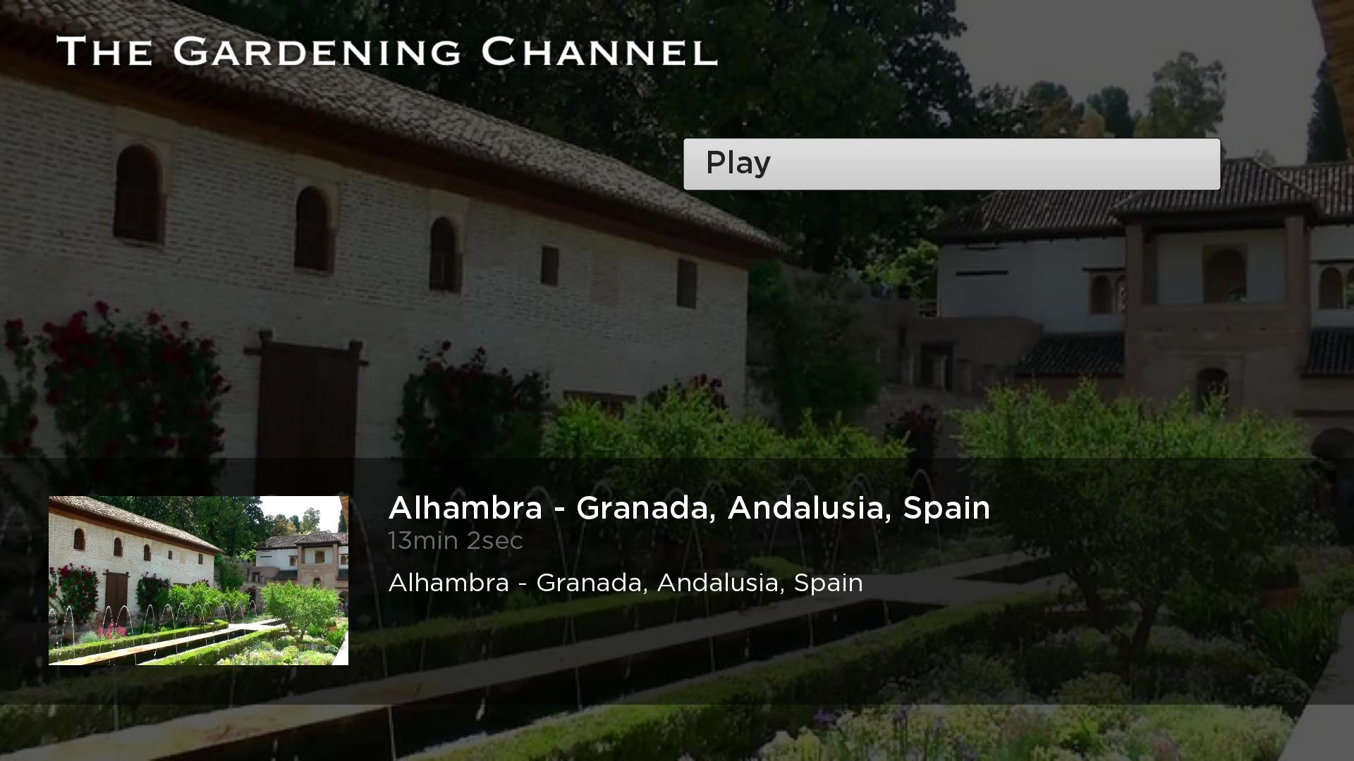 The Gardening Channel Screenshot 002