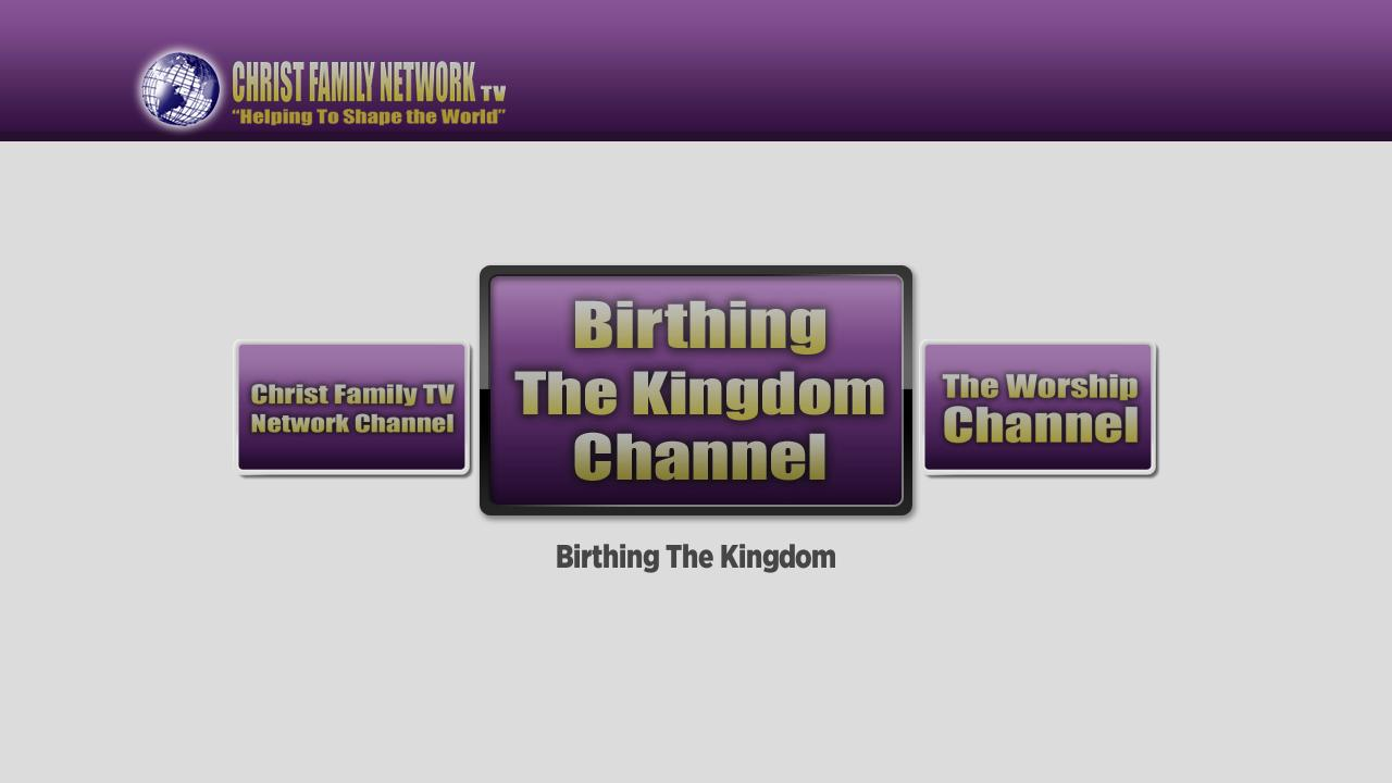 Christ Family TV Network Screenshot 001