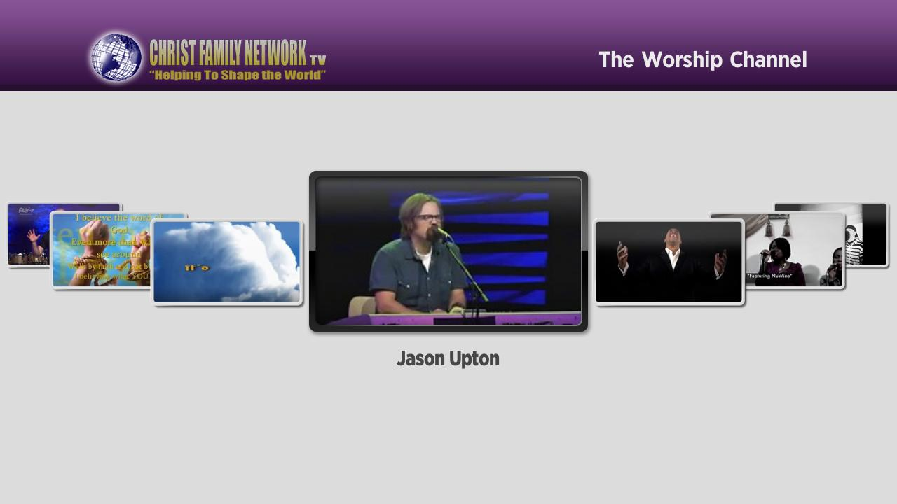 Christ Family TV Network Screenshot 003