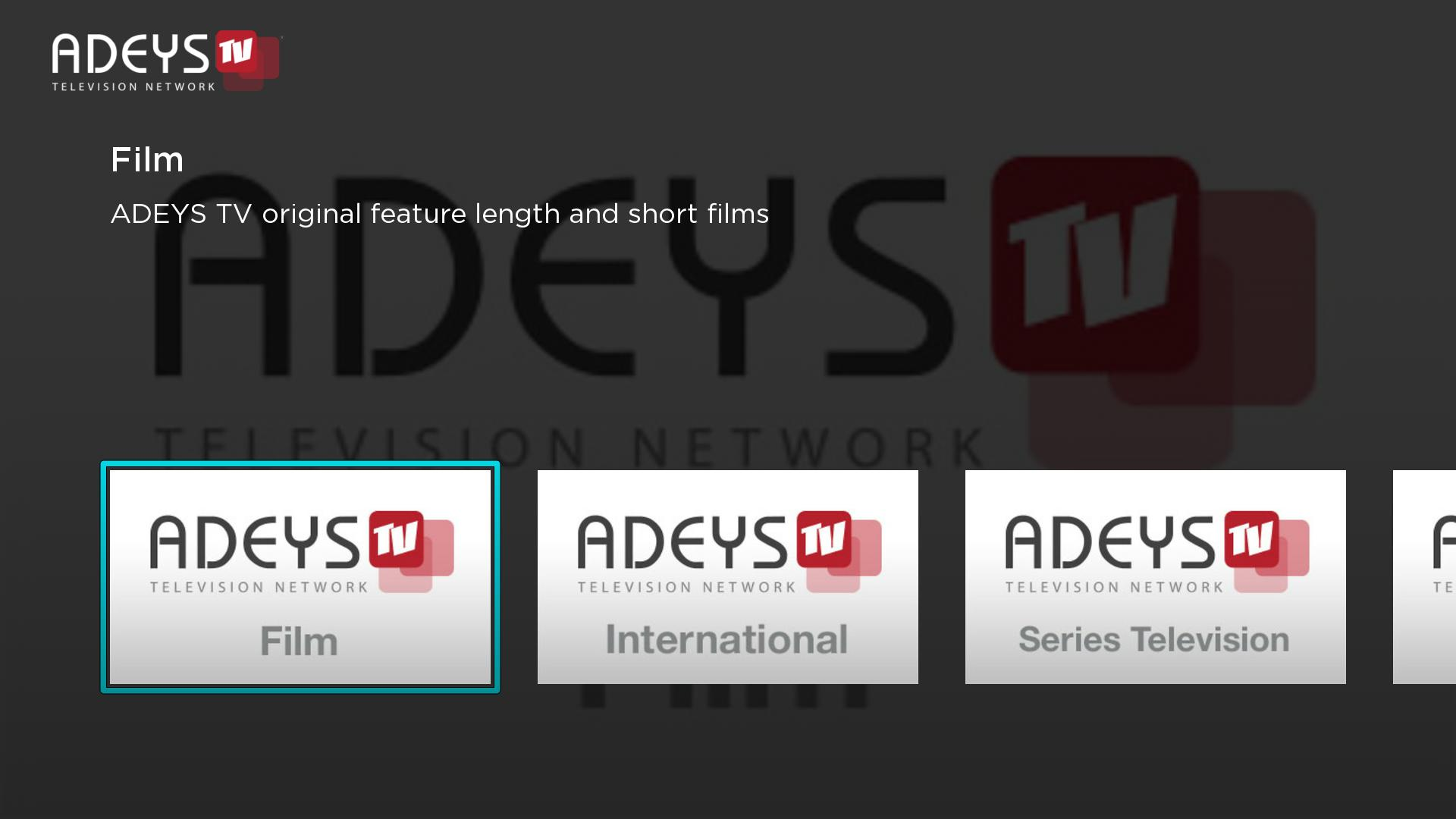 Adeys TV Screenshot 001
