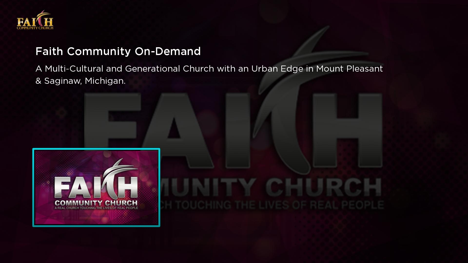 Faith Community Church Screenshot 001
