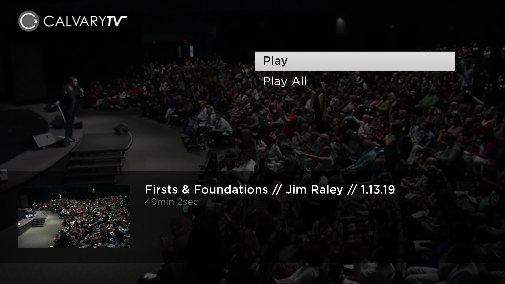 CalvaryTV Screenshot 003