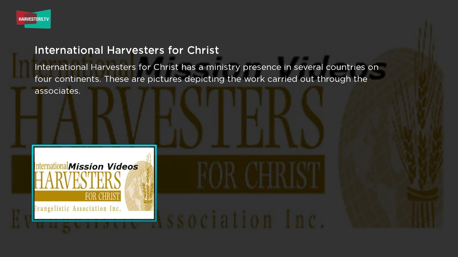 Harvesters.TV Screenshot 001