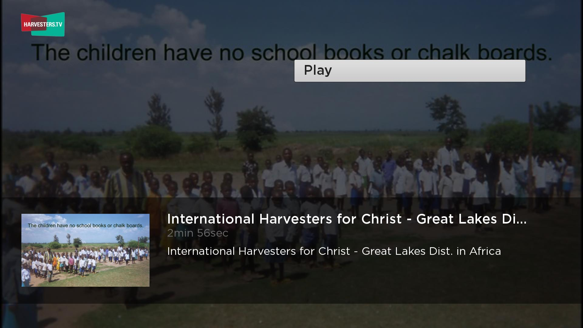 Harvesters.TV Screenshot 003