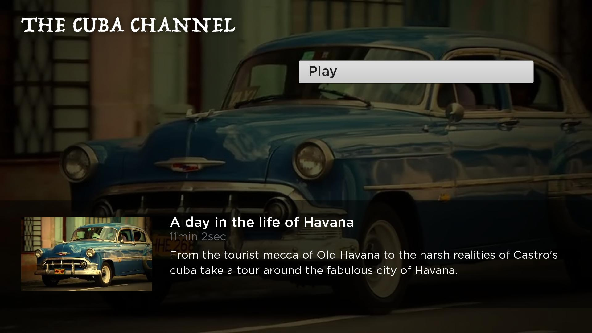 The Cuba Channel Screenshot 003