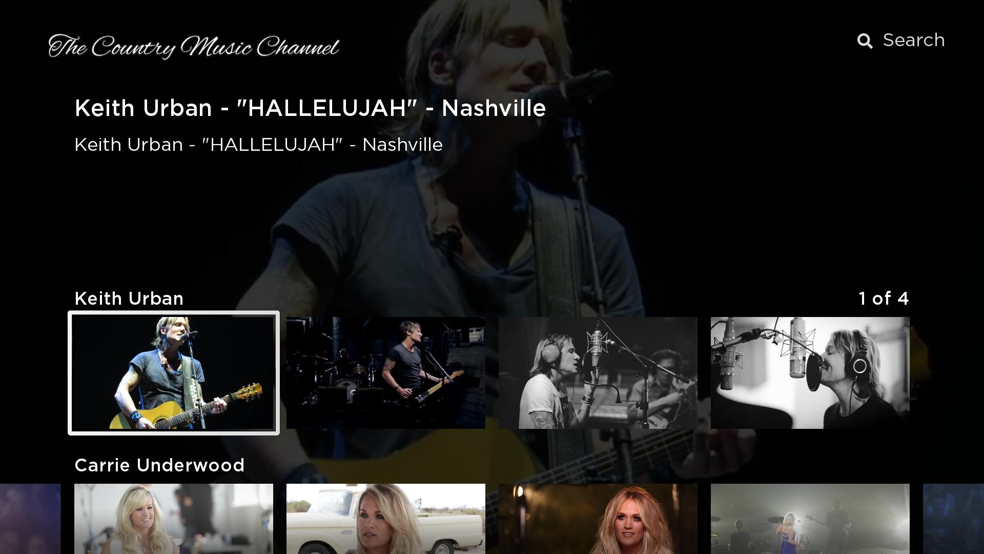 The Country Music Channel Screenshot 001
