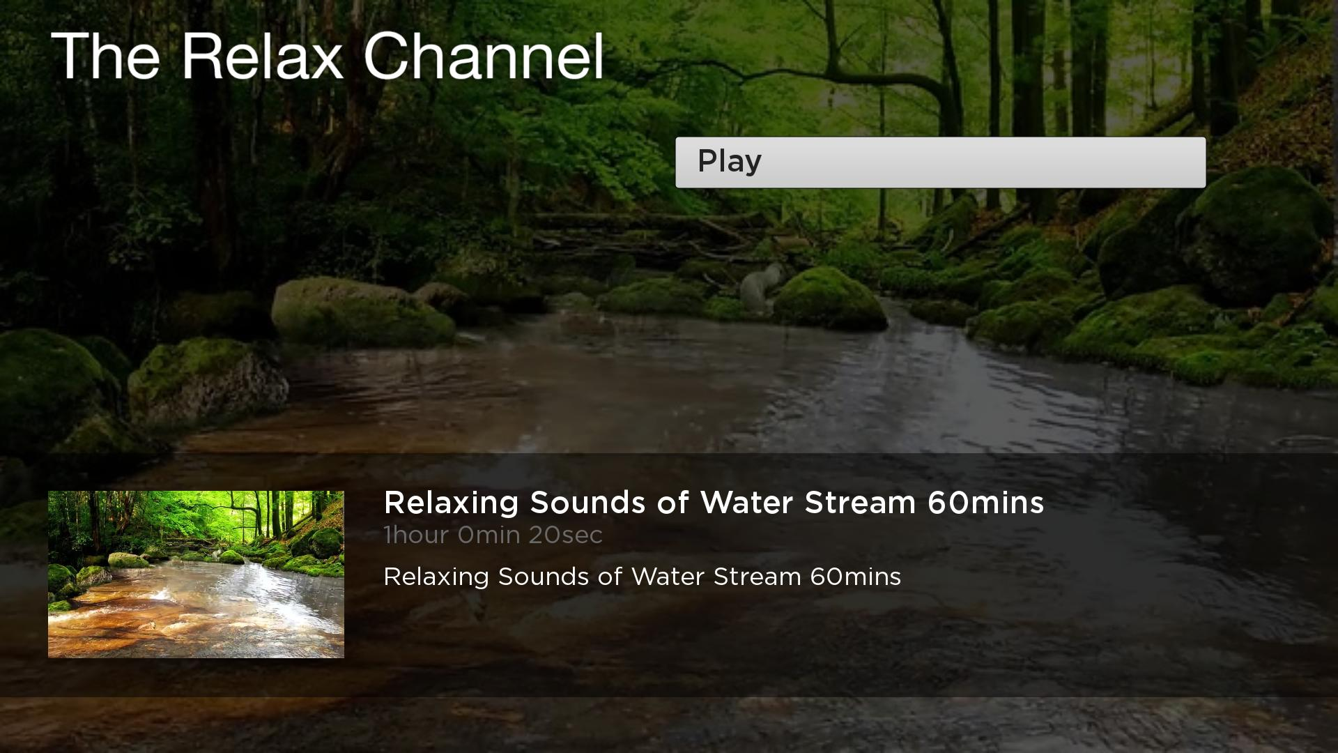 The Relax Channel Screenshot 003