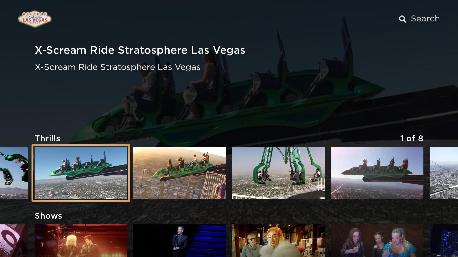 The Las Vegas Channel Screenshot 001