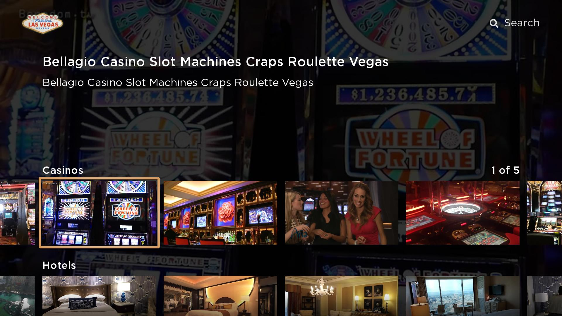 The Las Vegas Channel Screenshot 002