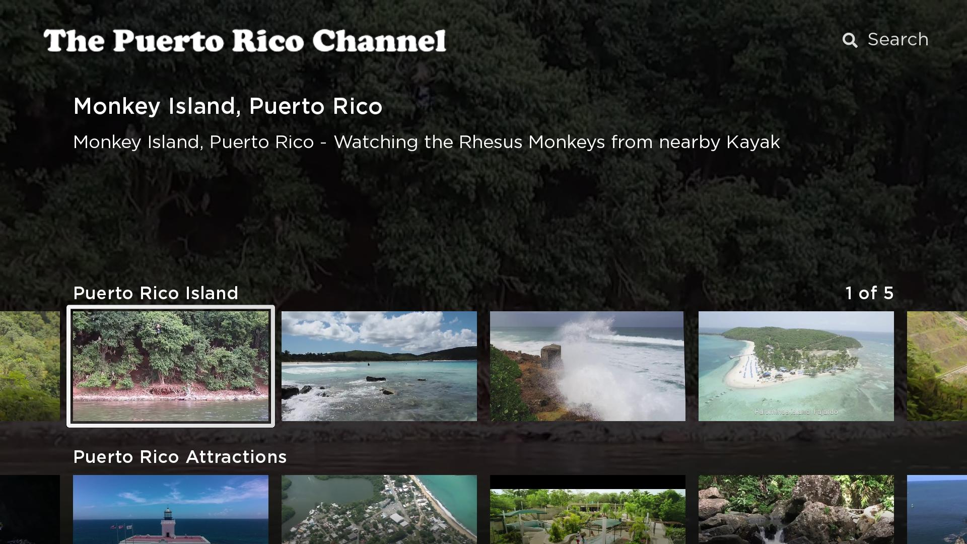 The Puerto Rico Channel Screenshot 002