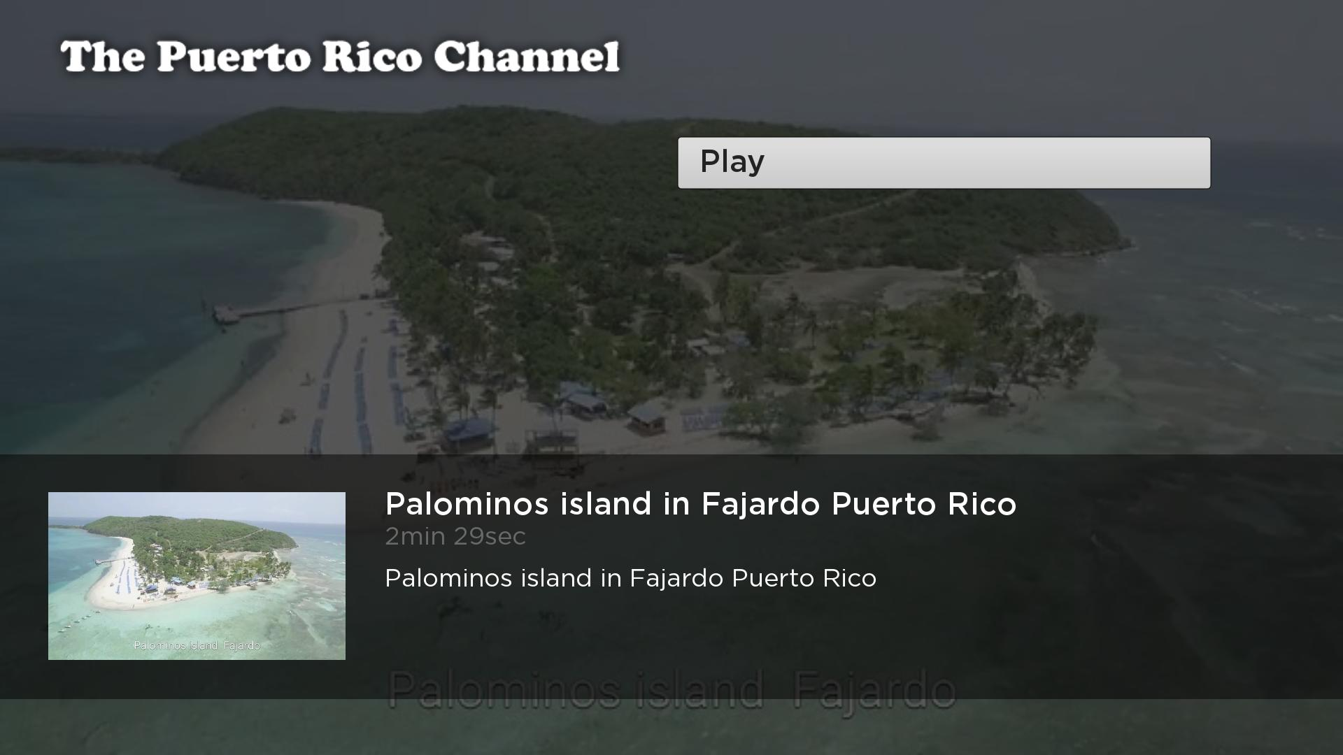 The Puerto Rico Channel Screenshot 003