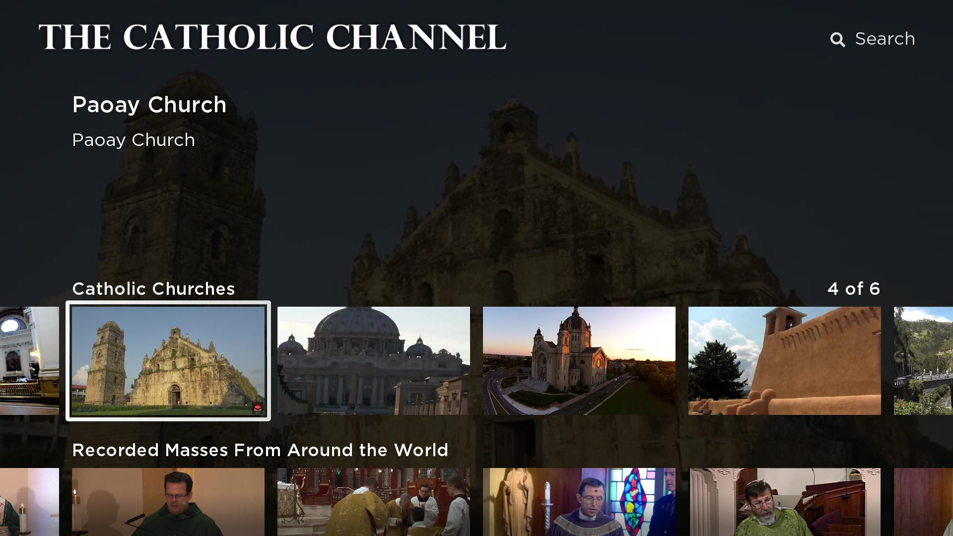 The Catholic Channel Screenshot 001