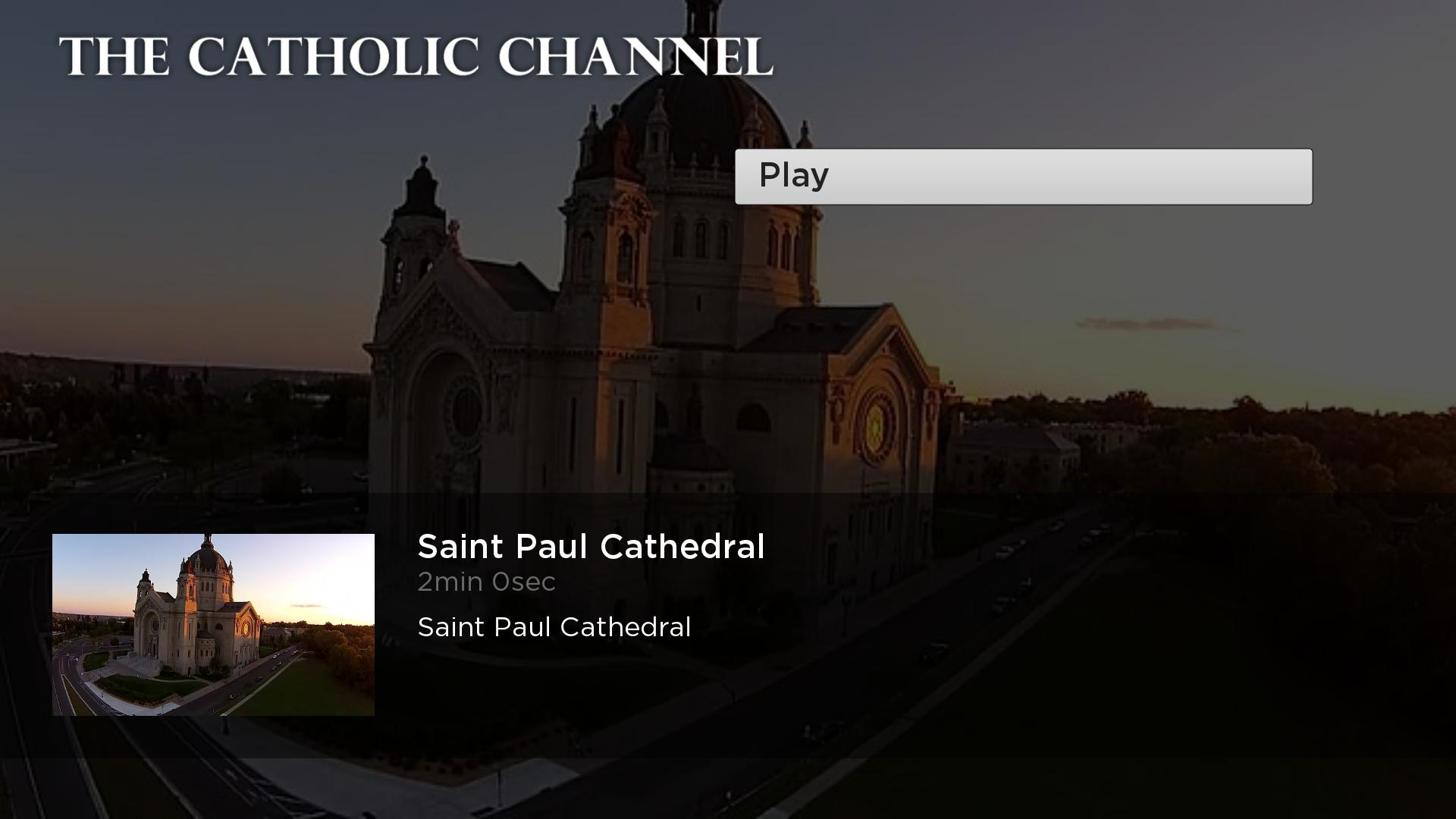 The Catholic Channel Screenshot 002
