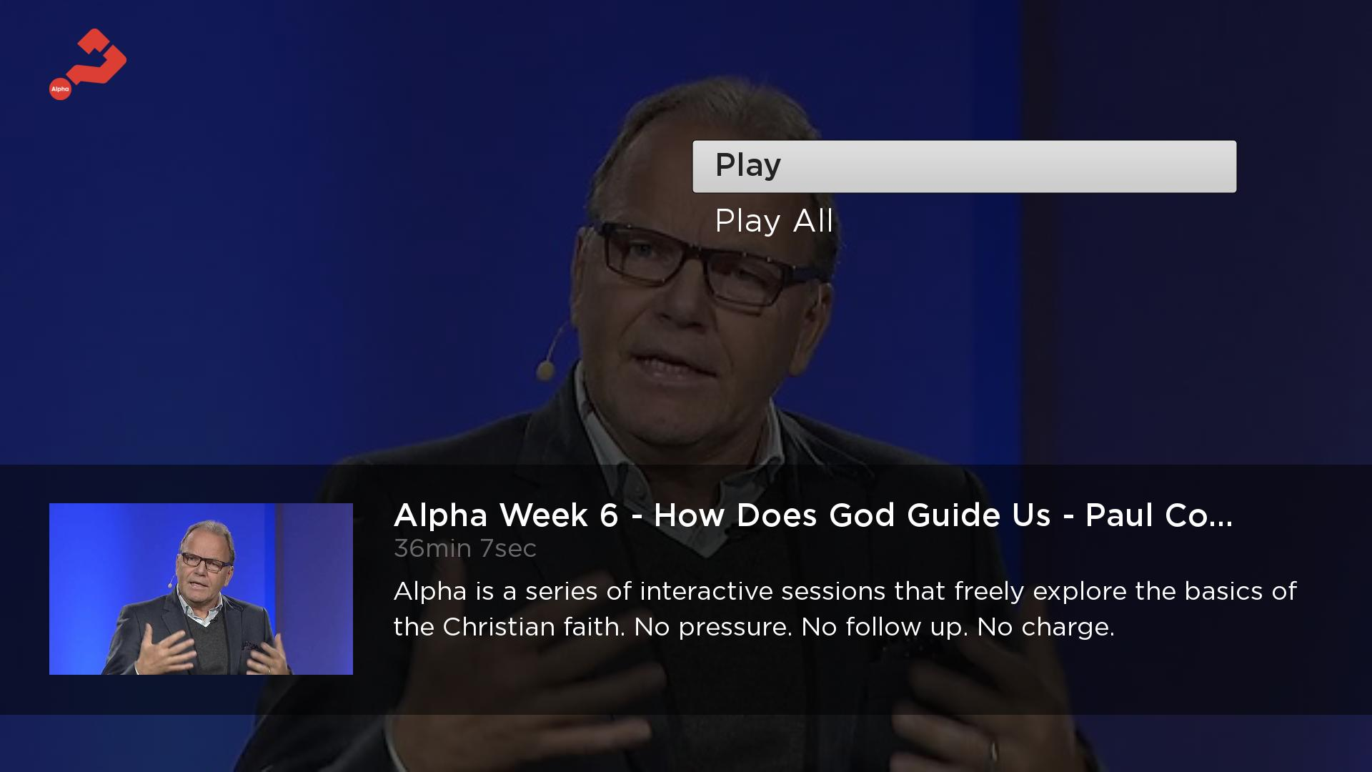 Alpha Live Screenshot 003