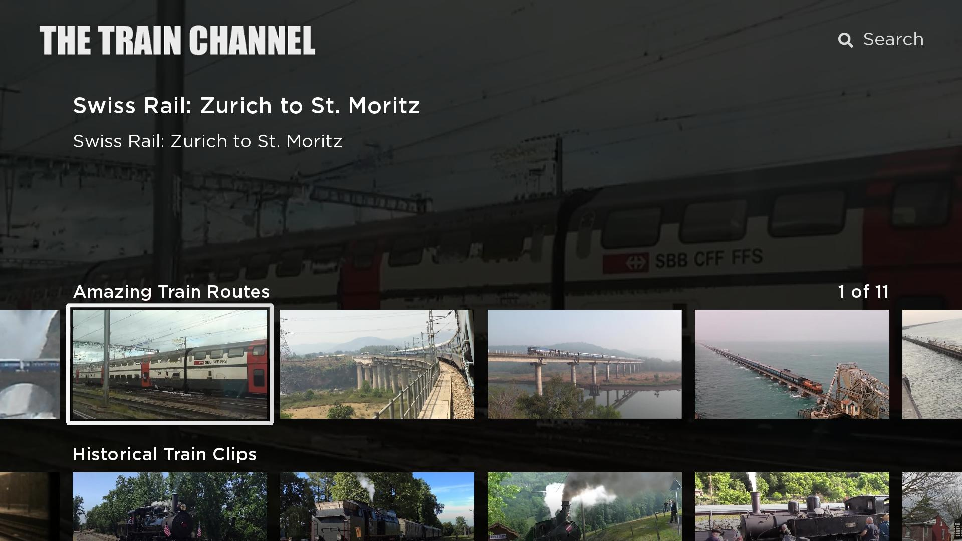 The Train Channel Screenshot 001