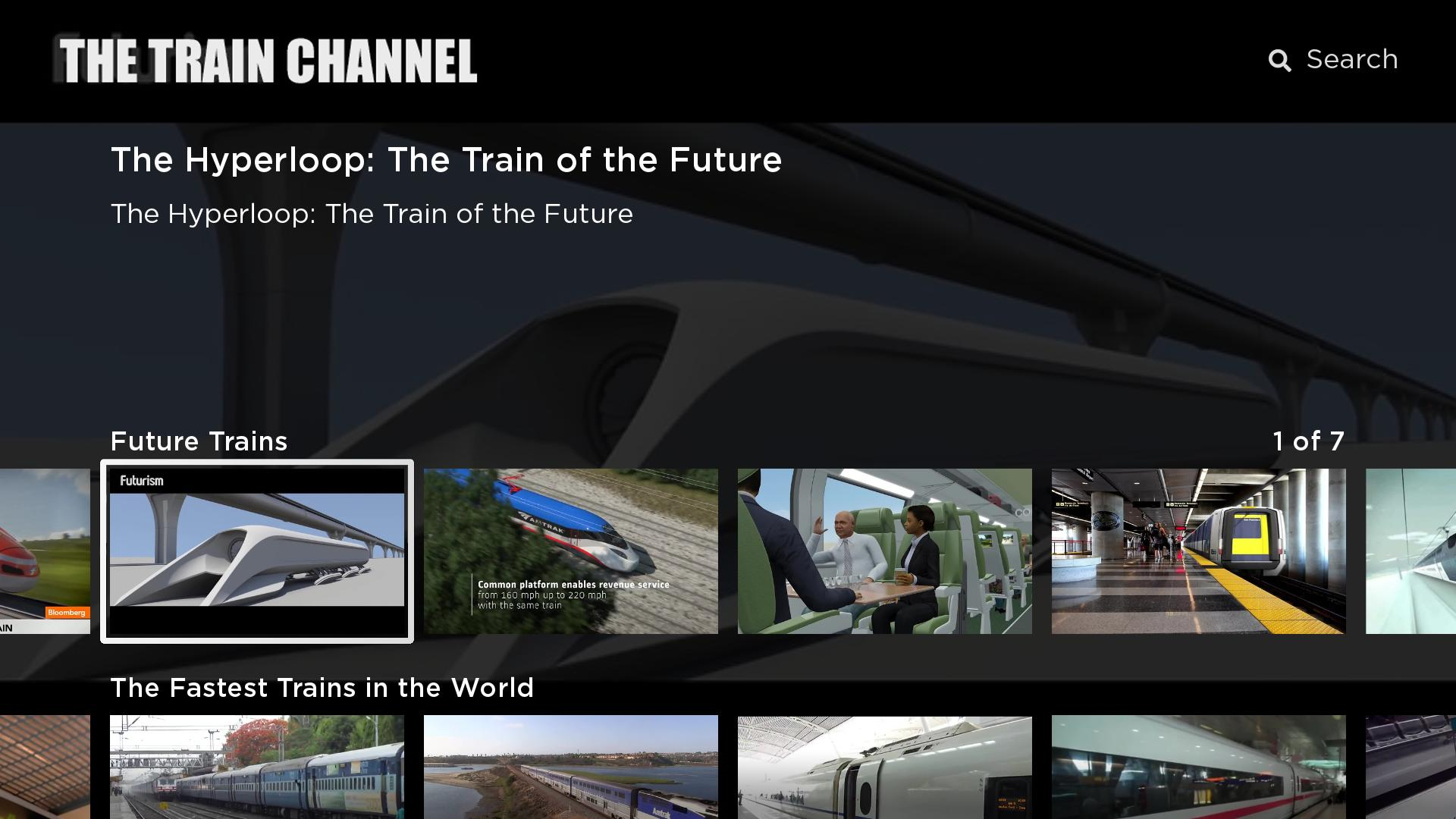 The Train Channel Screenshot 002