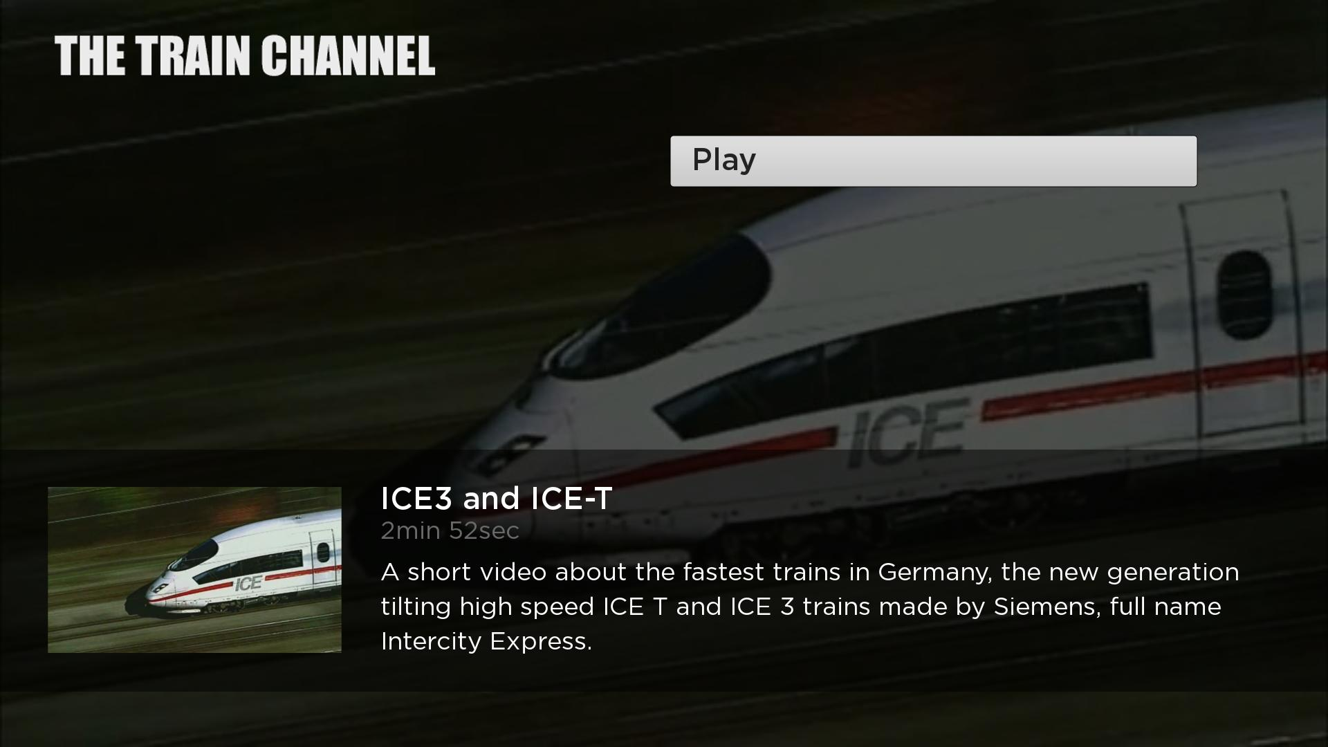 The Train Channel Screenshot 003