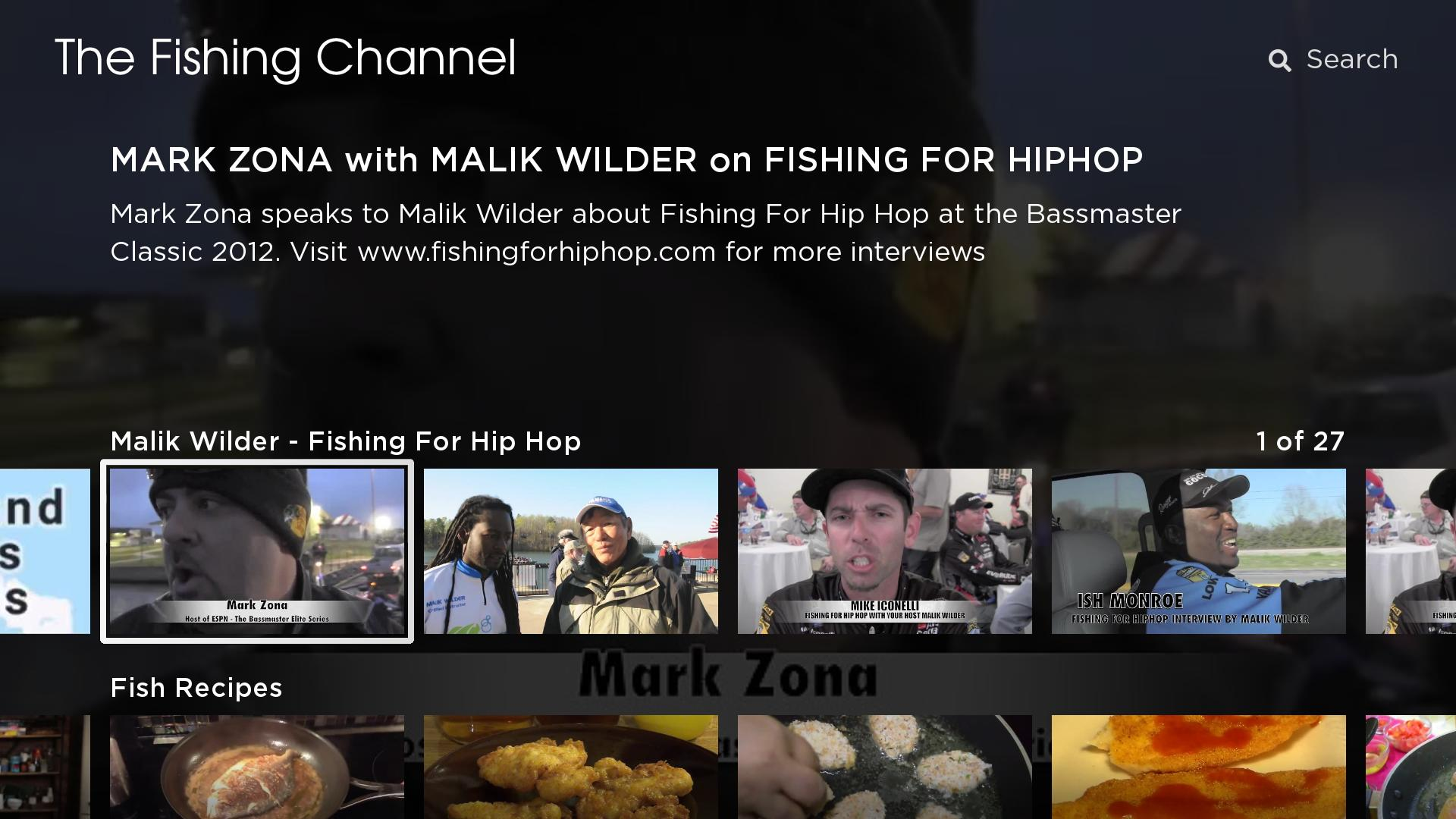 The Fishing Channel Screenshot 001