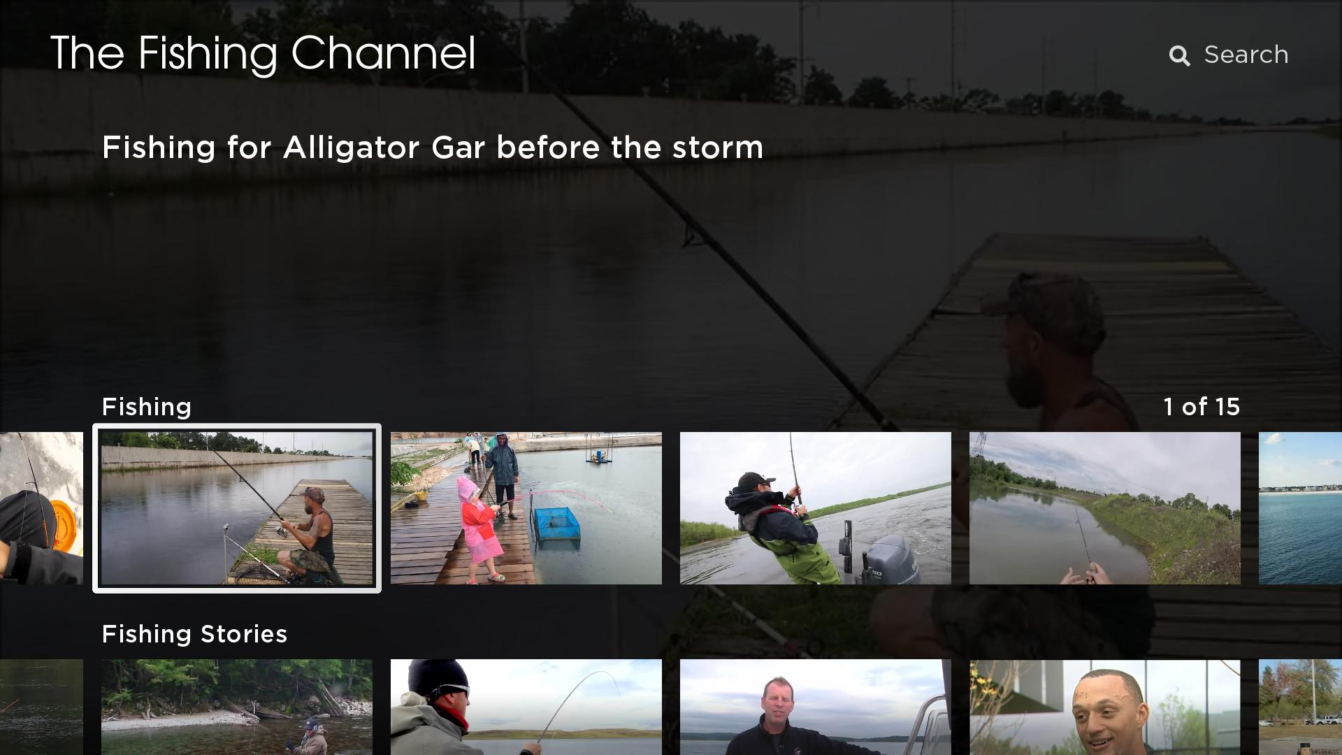 The Fishing Channel Screenshot 002