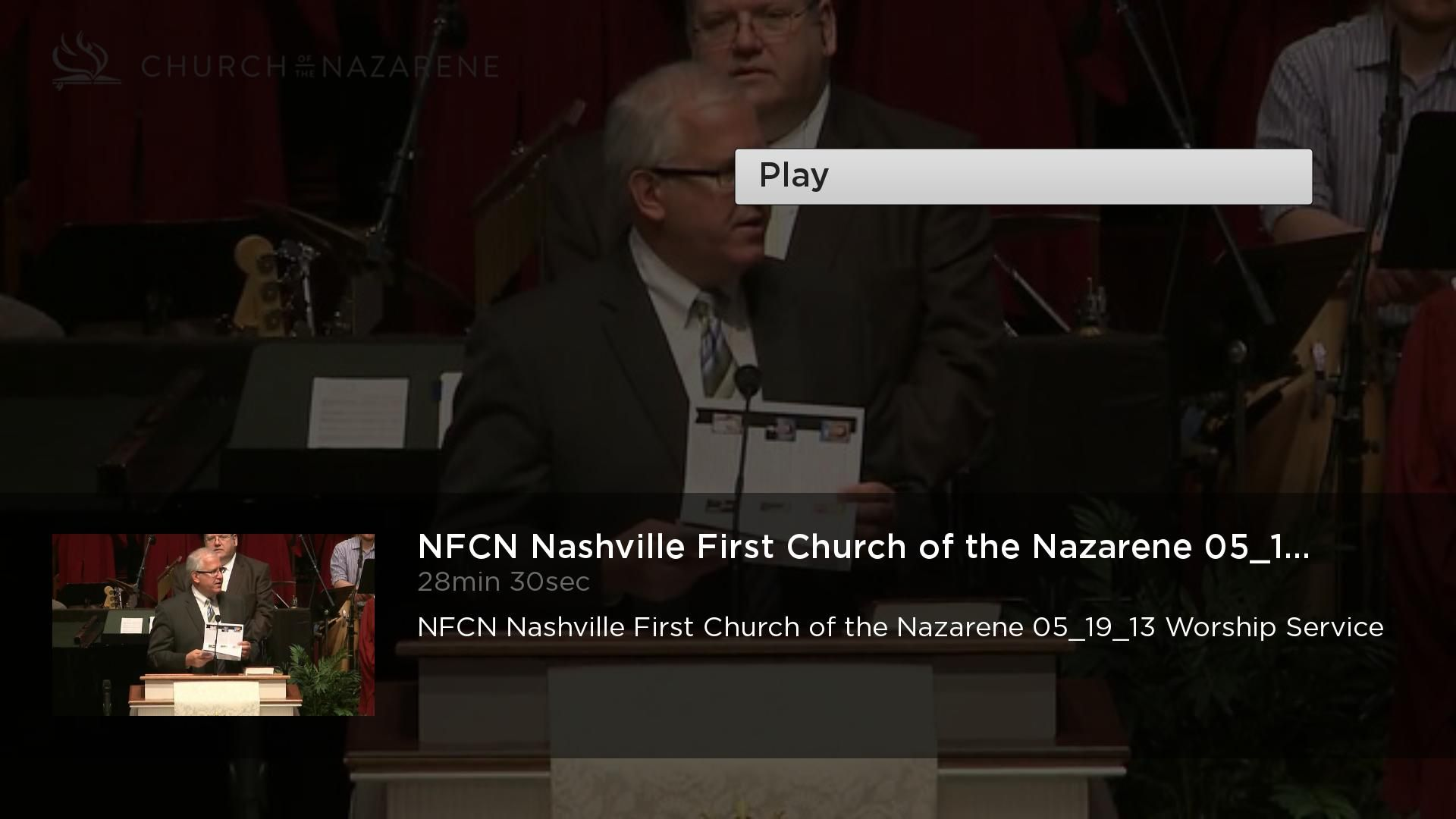 Churches of the Nazarene Screenshot 003