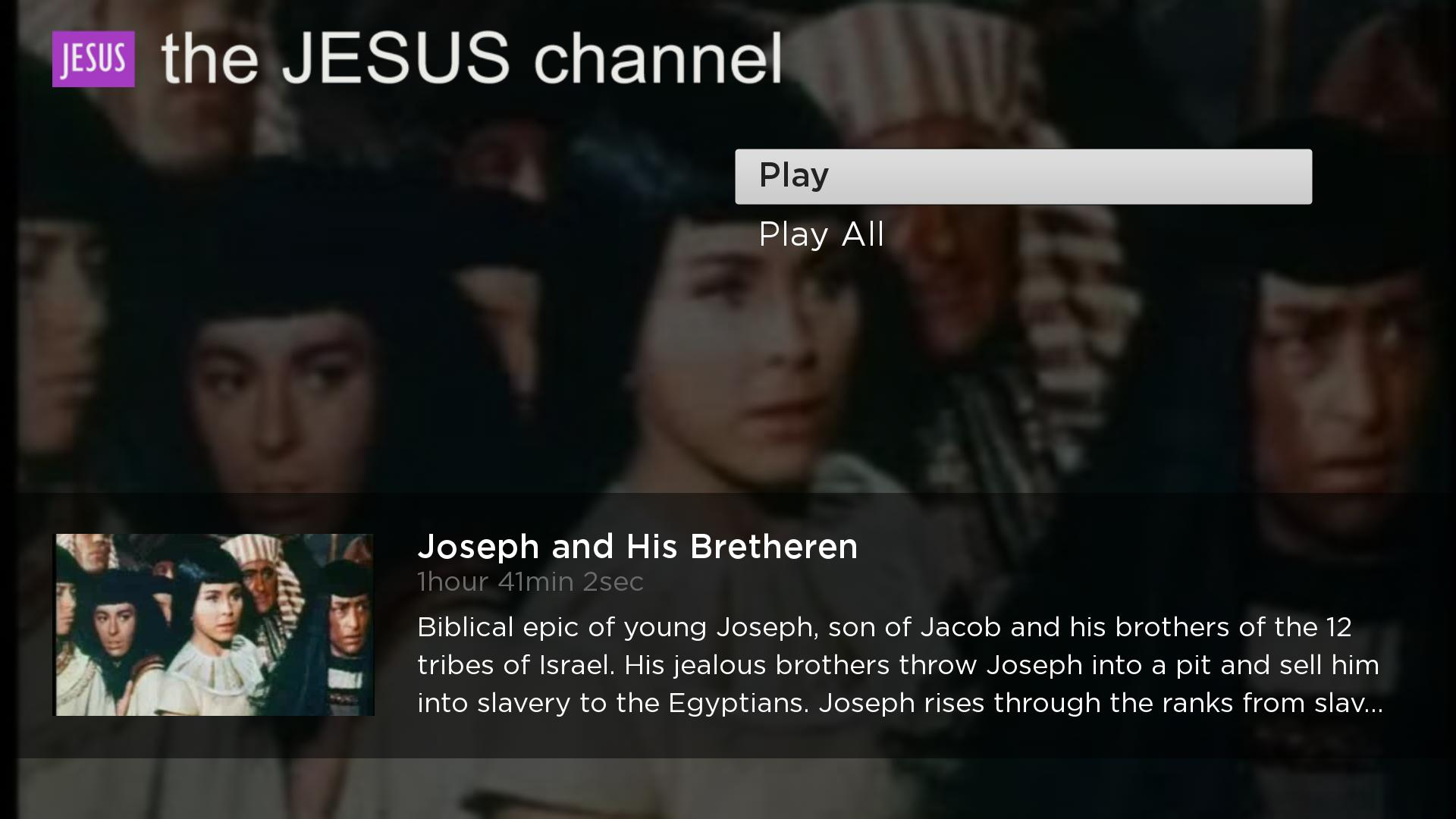 The Jesus Channel Screenshot 003