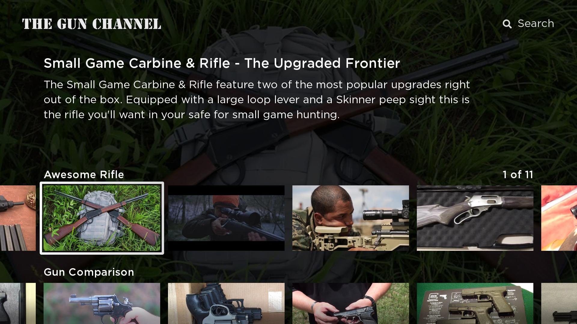 The Gun Channel Screenshot 001