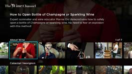The Wine Channel Screenshot 001