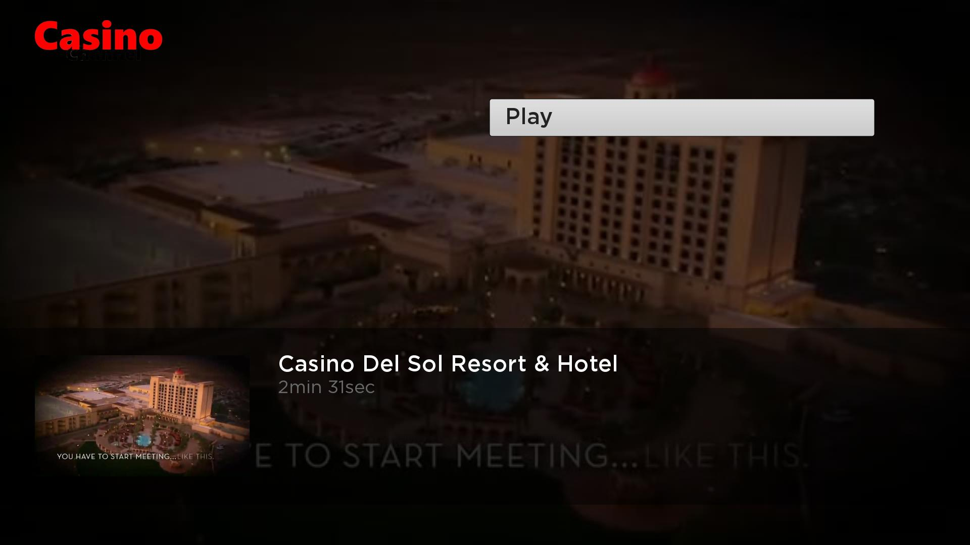 Casino Channel Screenshot 003