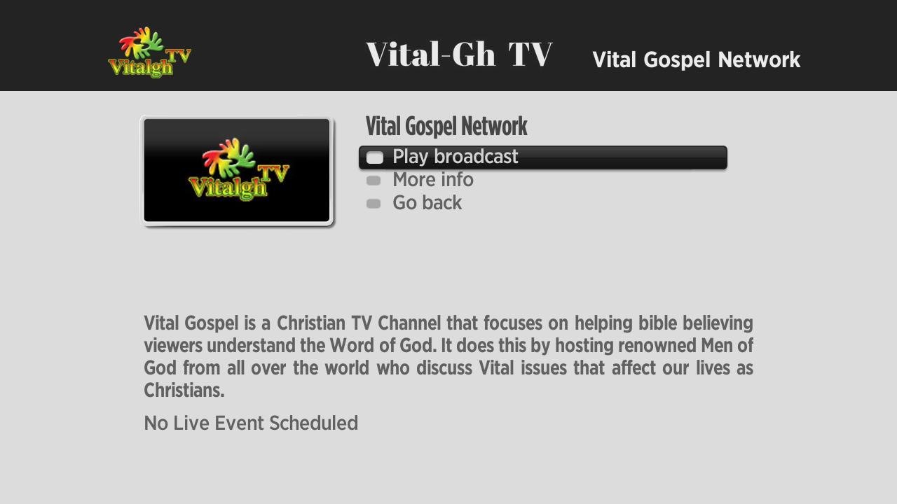Vital-Gh Network Screenshot 003