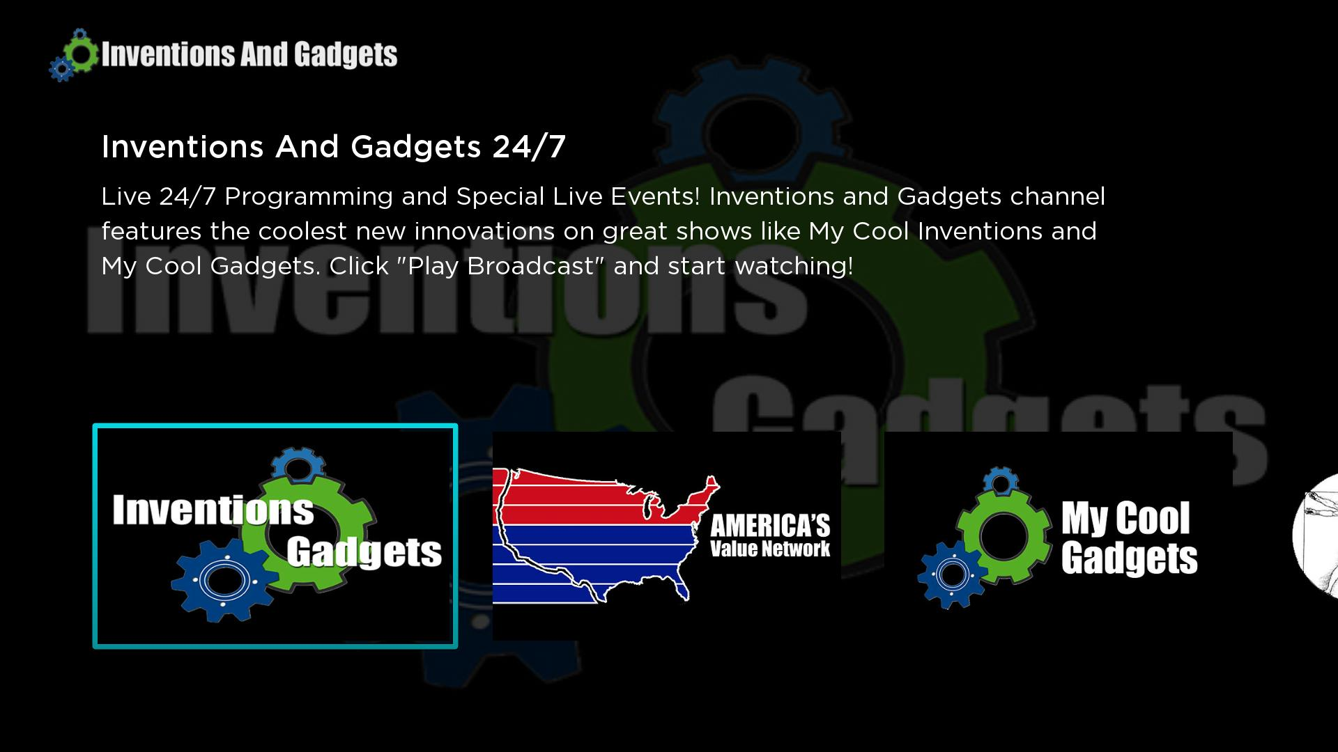Inventions and Gadgets Screenshot 001
