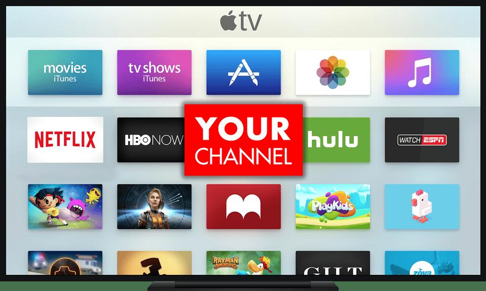 Apple TV app development | Lightcast com